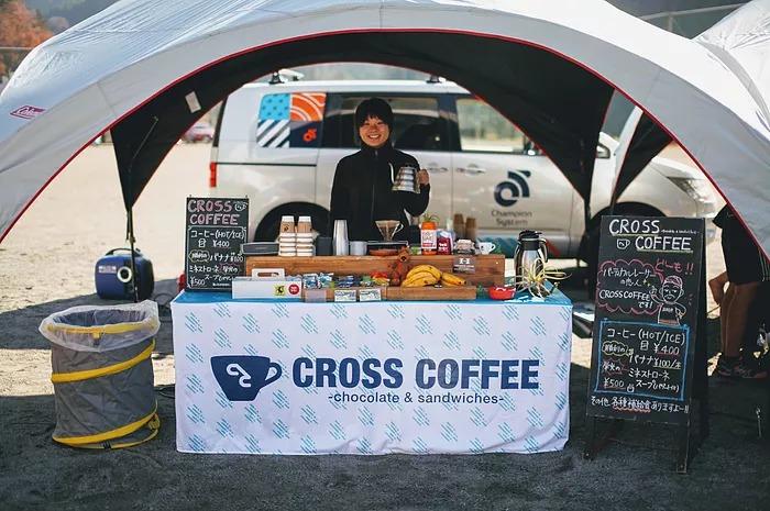 クロスコーヒー-出店